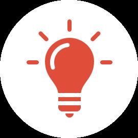 icone d'ampoule