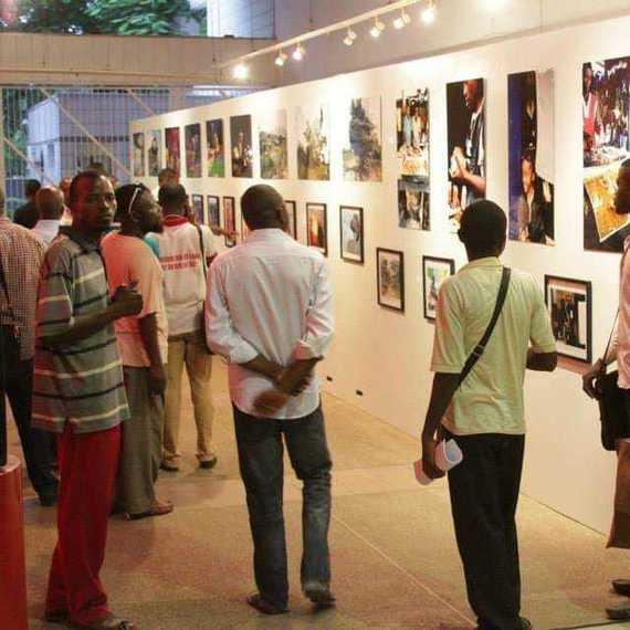 Soutenir l'art en Afrique